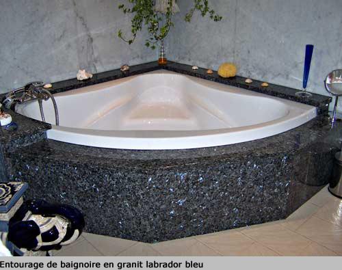 Granit co creation de salles de bains granit quartz for Interouge salle de bain